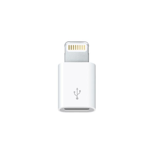 Apple Lightning to Micro USB Adapter MD820ZMA