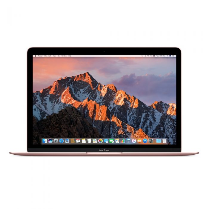 12.0 Apple MacBook Rose Gold ZKMMGL2RUA
