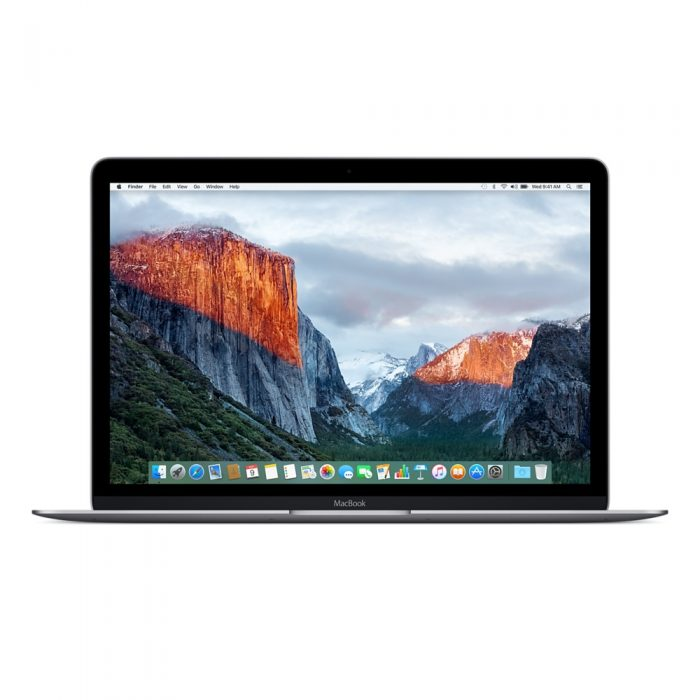 12.0 Apple MacBook Space Gray ZKMLH72RUA