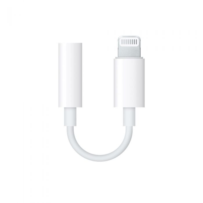 Apple Lightning to 3.5 Headphone Jack Adapter Model A1749