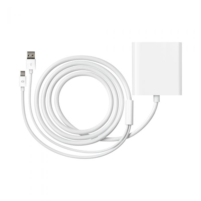 Apple mini-Display Port to DVI (Dual Link) Adapter