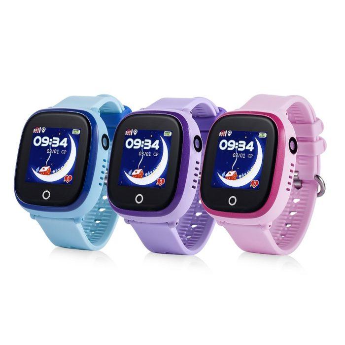 ceasuri inteligente pentru copii cu GPS urmărire