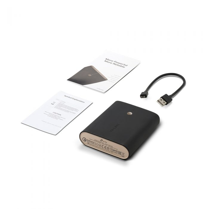 Power Bank 13400 mAh, TP-LINK, TL-PBG13400