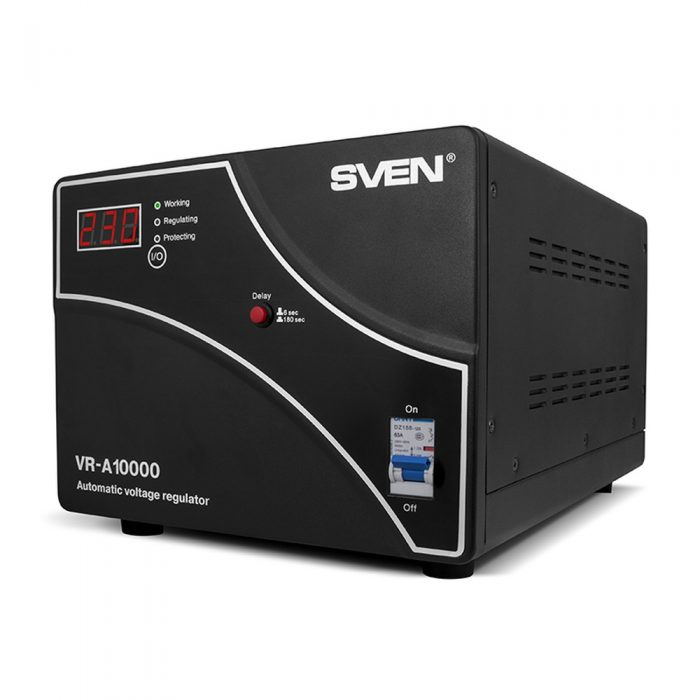 Stabilizator de tensiune SVEN VR-A10000