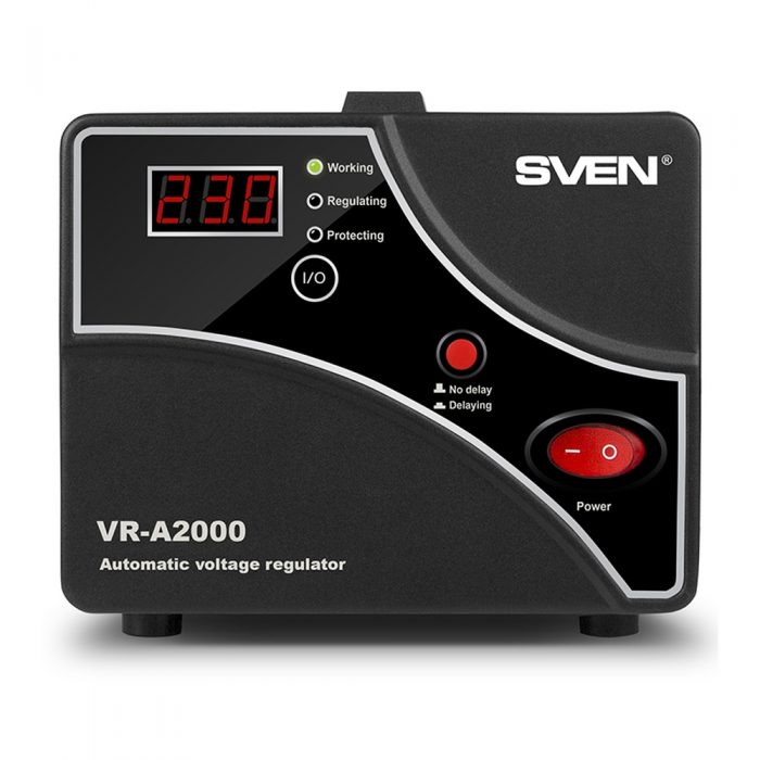 Stabilizator de tensiune SVEN VR-A2000