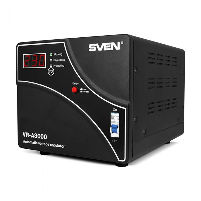 Stabilizator de tensiune SVEN VR-A3000