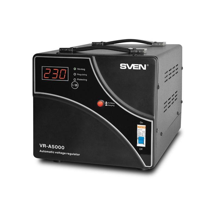 Stabilizator de tensiune SVEN VR-A5000