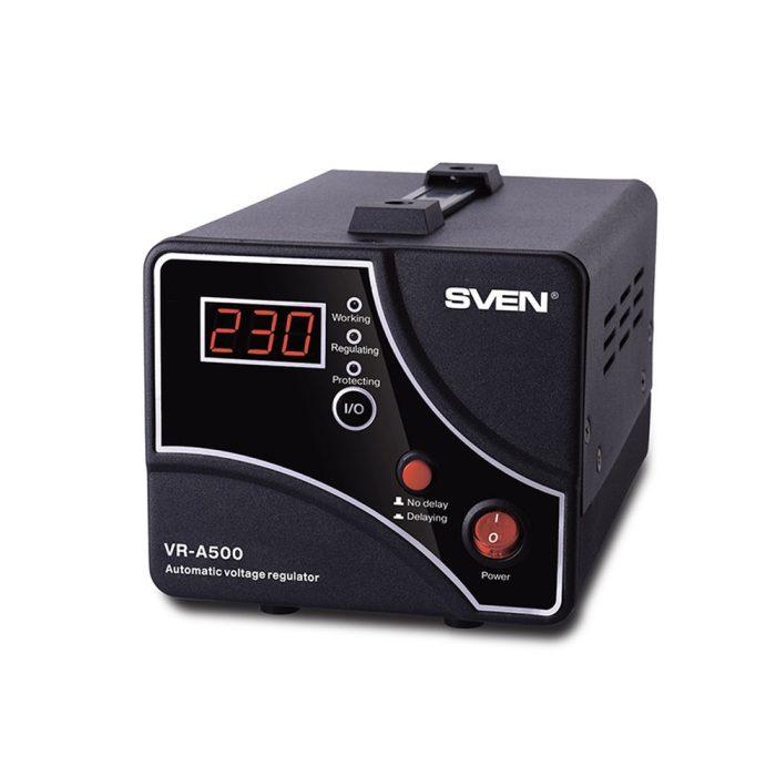 Stabilizator de tensiune SVEN VR-A500