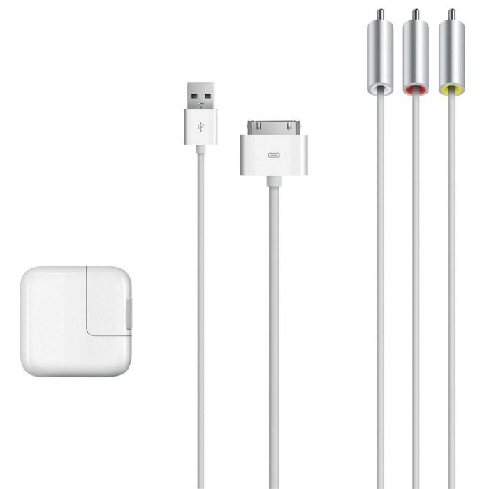 Composite AV Cable Apple